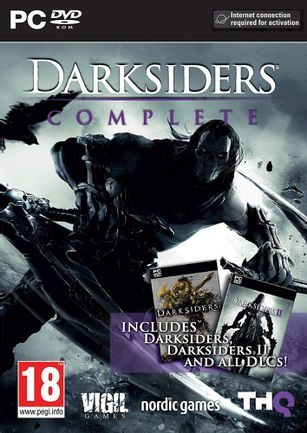 PC Darksiders Complete incl. Darksiders, Darksiders II and All DLC