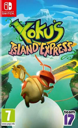 SWITCH Yoku's Island Express