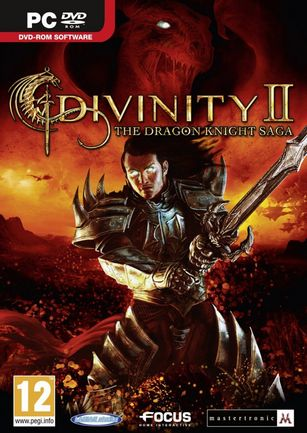 PC Divinity II: The Dragon Knight Saga incl. Ego Draconis and Flames of Vengeance