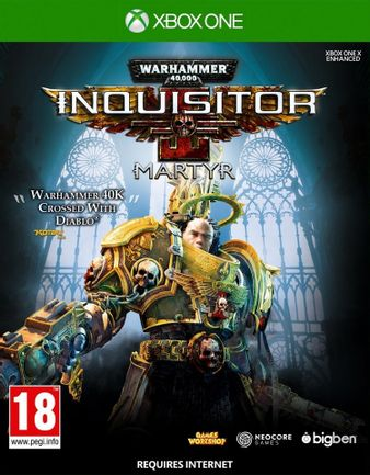 Xbox One Warhammer 40,000: Inquisitor – Martyr