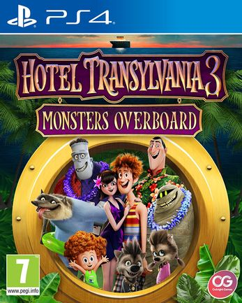 PS4 Hotel Transylvania 3: Monsters Overboard