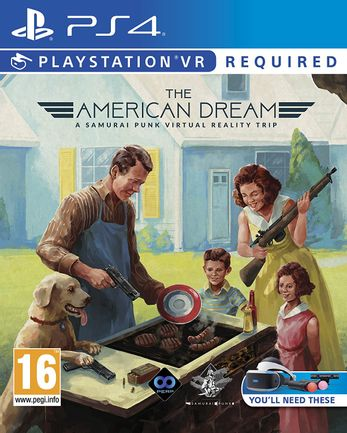 PS VR American Dream