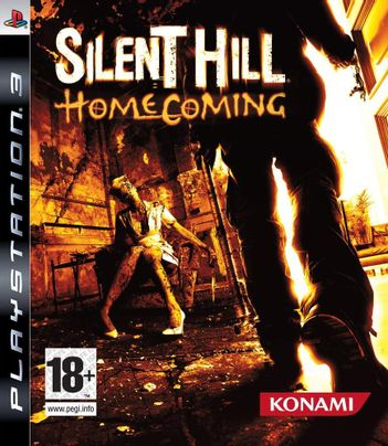 PS3 Silent Hill: Homecoming US Edition