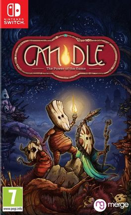 SWITCH Candle: The Power of the Flame