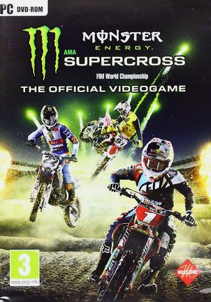 PC Monster Energy Supercross - The Official Videogame