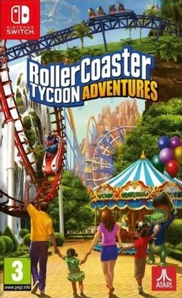 SWITCH RollerCoaster Tycoon Adventures