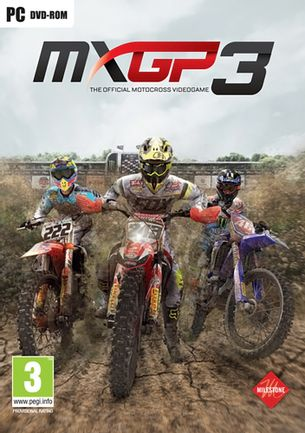 PC MXGP 3: The Official Motocross Videogame