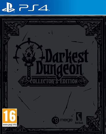 PS4 Darkest Dungeon Collector's Edition