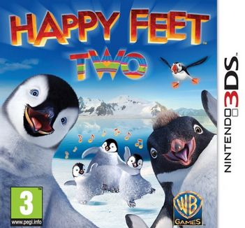 3DS Happy Feet Two