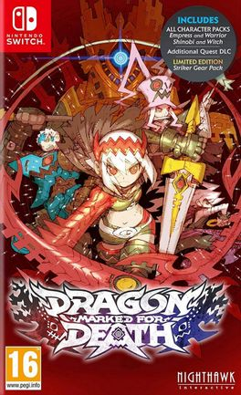 SWITCH Dragon Marked for Death