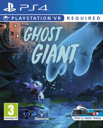 PS VR Ghost Giant