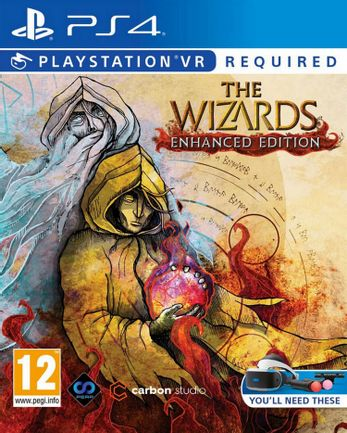 PS VR Wizards - Enhanced Edition