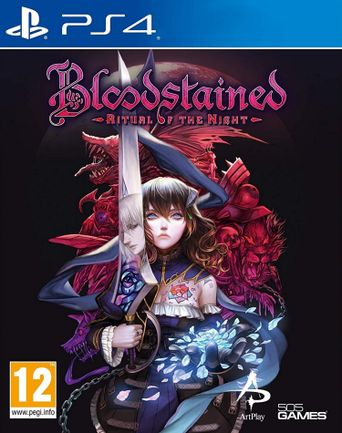 PS4 Bloodstained: Ritual of the Night