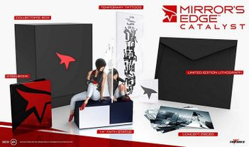 Mirror's Edge: Catalyst Collector's Edition - Game Not Included