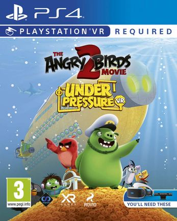 PS VR Angry Birds Movie 2 VR: Under Pressure