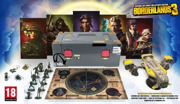 Borderlands 3 Diamond Loot Chest Collector's Edition - Game Not Included