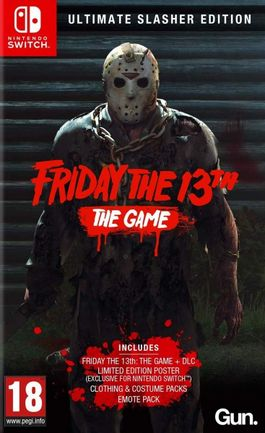 SWITCH Friday the 13th: The Game Ultimate Slasher Edition
