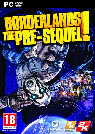 PC Borderlands: The Pre-Sequel!