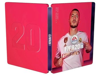 FIFA 20 - Steelbook Only