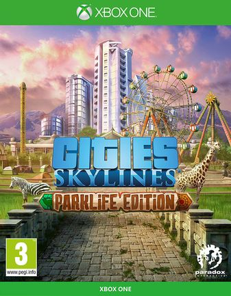 Xbox One Cities: Skylines Parklife Edition