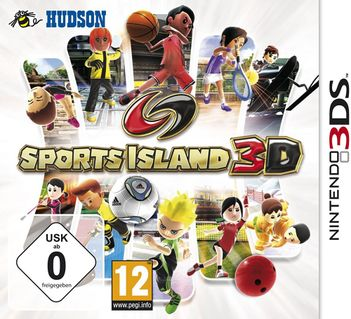 3DS Sports Island 3D