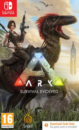 SWITCH ARK: Survival Evolved - Digital Download