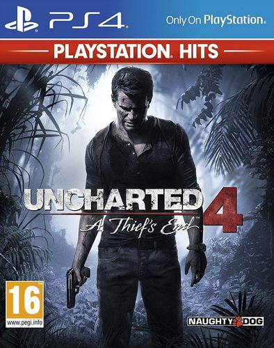 Ps4 Uncharted 4 A Thief S End