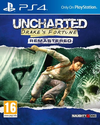 Ps4 Uncharted Drake S Fortune Remastered