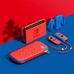 Nintendo Switch - Mario Red and Blue Edition